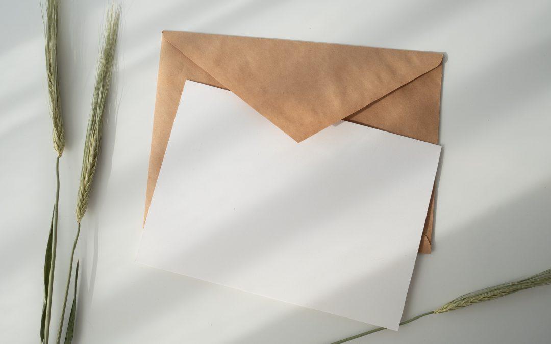 Expresiones para cartas formales